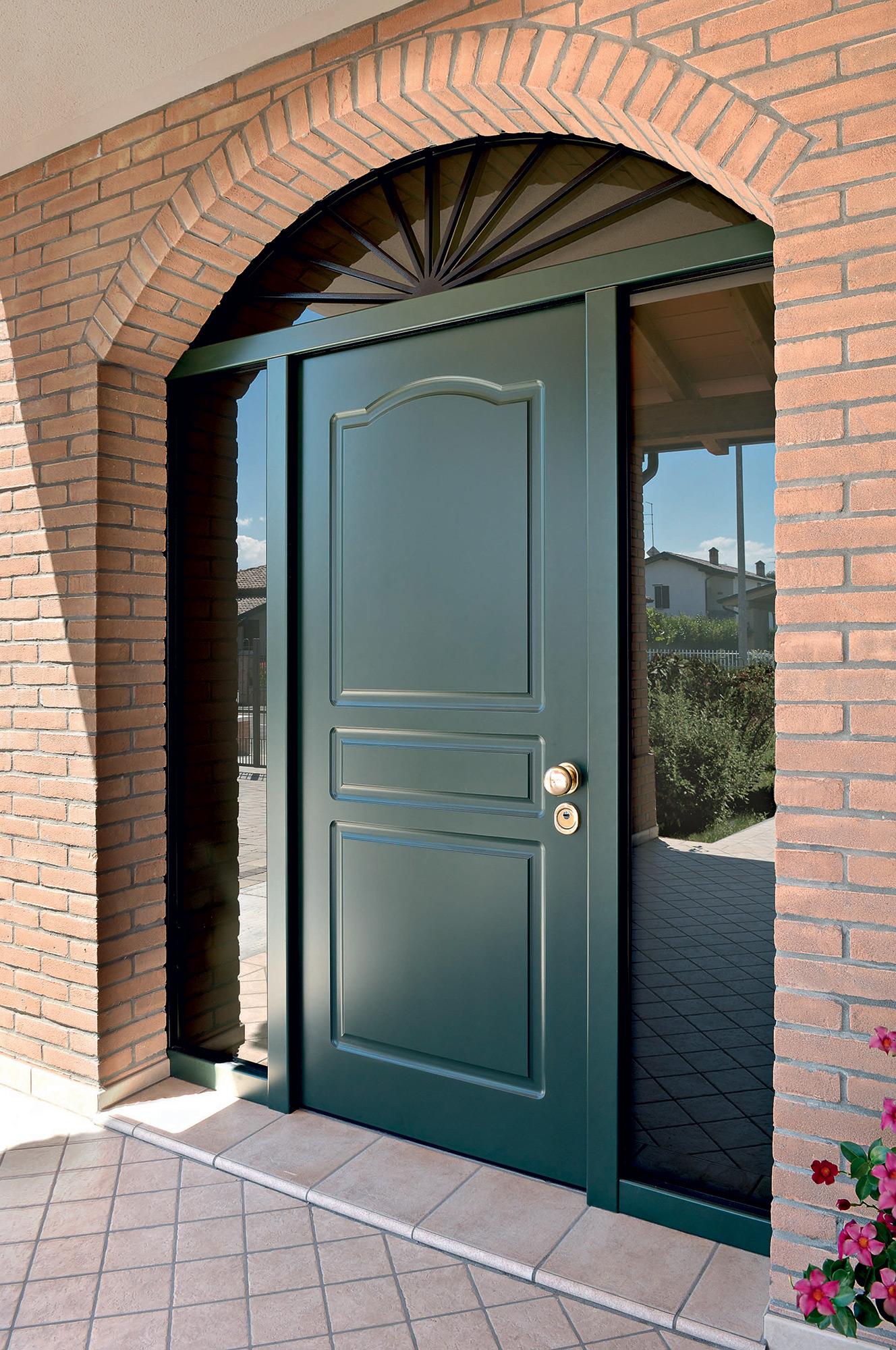 Porte blindate vighi infissi asciano - Porte e finestre blindate ...